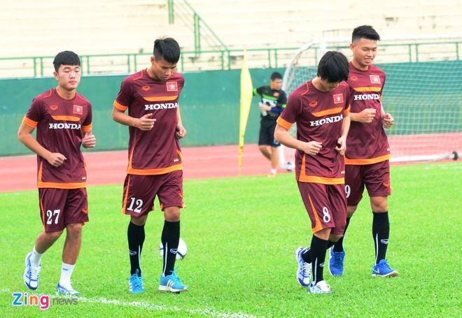U23 Viet Nam chia tay thu mon Thanh Tuan hinh anh 3
