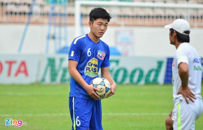 Xuan Truong ky hop dong voi doi bong Han Quoc ngay 28/12 hinh anh 1 Xuân Trường sẽ có cơ hội ra sân ở giải đấu cao nhất Hàn Quốc trong năm 2016.