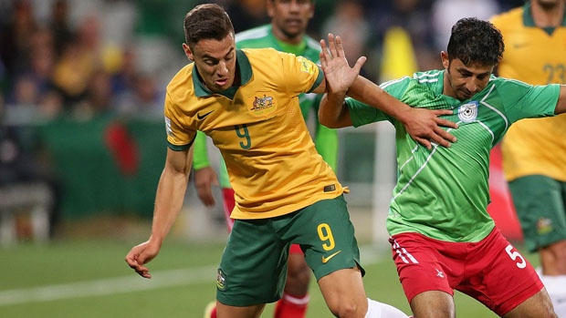 U23 Australia chot danh sach du VCK chau A hinh anh