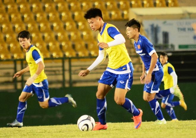HLV Miura ket hop Cong Phuong va vua pha luoi giai U21 hinh anh