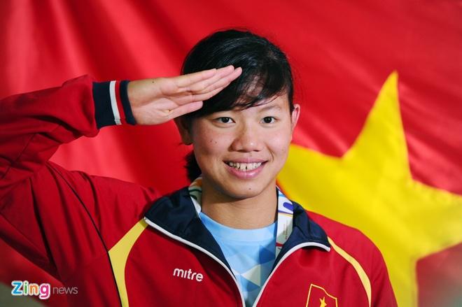 Top 15 VDV tieu bieu cua the thao Viet Nam 2015 hinh anh 1
