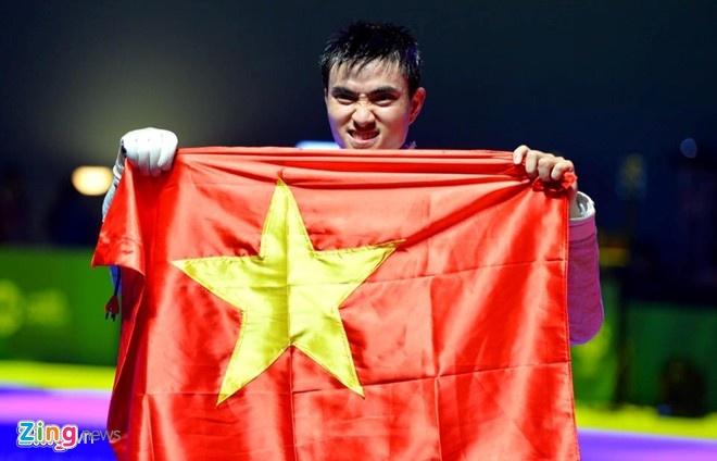 Top 15 VDV tieu bieu cua the thao Viet Nam 2015 hinh anh 8