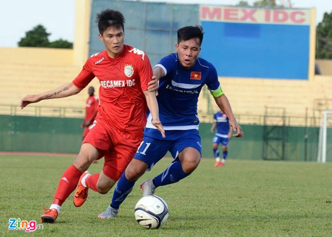 Hàng tấn công U23 Việt Nam chơi chưa hiệu quả nhưng ông Miura không lo lắng.