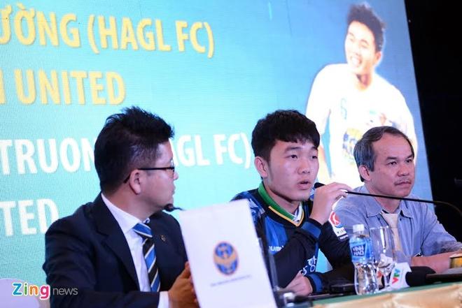 'O Han Quoc, toi vi Xuan Truong nhu Xabi Alonso' hinh anh 1 Xuân Trường thừa nhận gặp một chút áp lực khi sang khoác áo một đội bóng lớn như Incheon United.