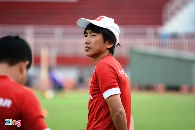 U23 Viet Nam: Loay hoay thu nghiem, van chua het lo hinh anh 2