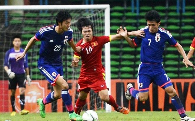 U23 Viet Nam thua Nhat Ban 0-2 hinh anh