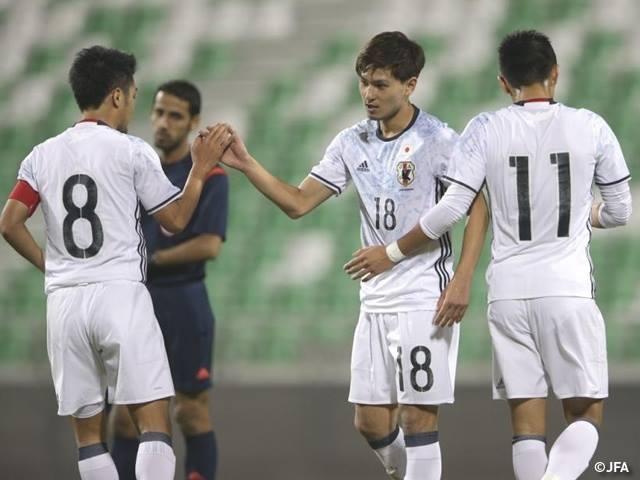 Doi thu U23 Viet Nam thay quan vao phut chot hinh anh 1