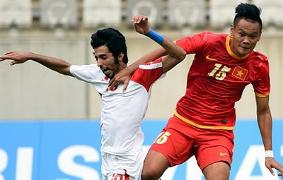 Huy Toan: 'U23 VN da phong ngu, phan cong se co co hoi' hinh anh