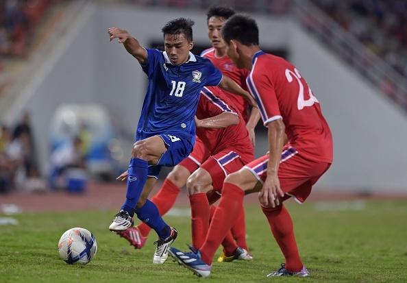 U23 Thai Lan chia tay giai chau A sau tran hoa kich tinh hinh anh 1