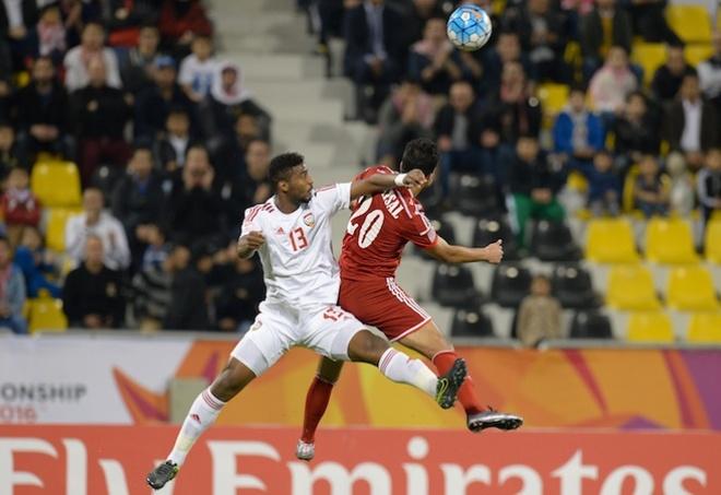 HLV truong U23 UAE quyet danh bai U23 Viet Nam hinh anh 1