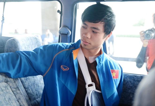 Cong Phuong nghi thi dau 3 thang hinh anh