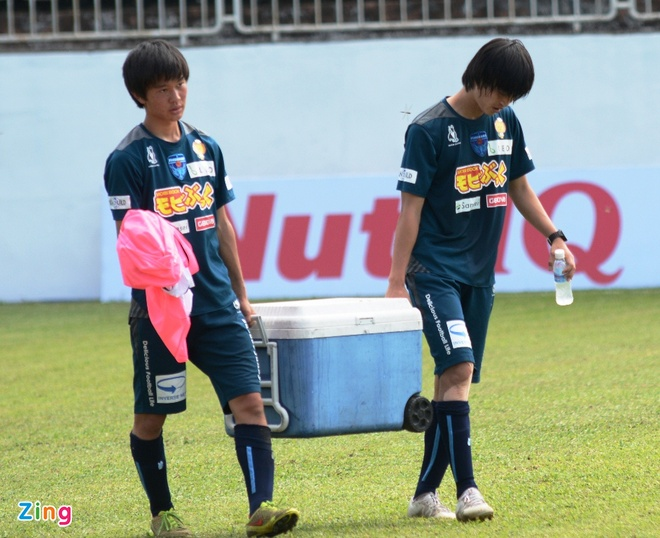 Tuan Anh chua hai long voi phong do tai Yokohama FC hinh anh 7