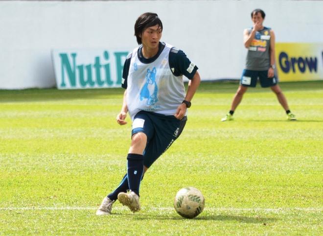 Tuan Anh chua hai long voi phong do tai Yokohama FC hinh anh