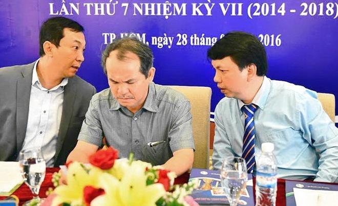 'Thay lanh dao VFF, bong da Viet Nam moi kha len' hinh anh