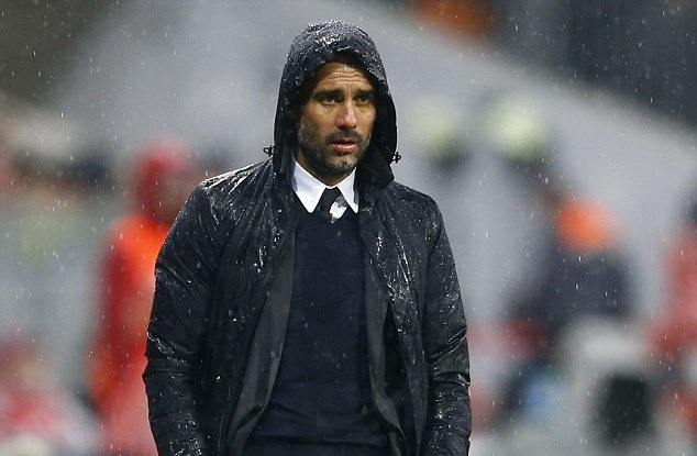 Pep Guardiola tro thanh HLV truong Man City hinh anh
