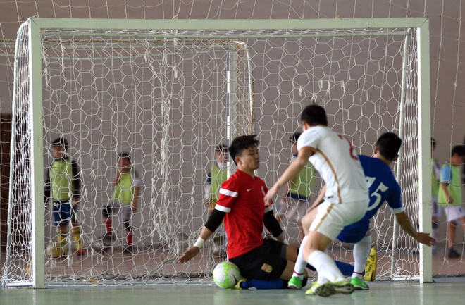 Tuyen futsal Viet Nam thang Trung Quoc 4-1 hinh anh 3