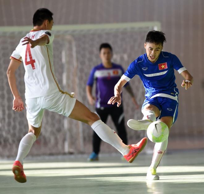 Tuyen futsal Viet Nam thang Trung Quoc 4-1 hinh anh 4