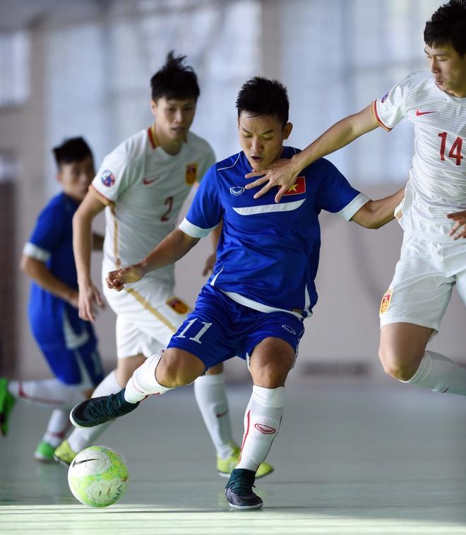 Tuyen futsal Viet Nam thang Trung Quoc 4-1 hinh anh 7