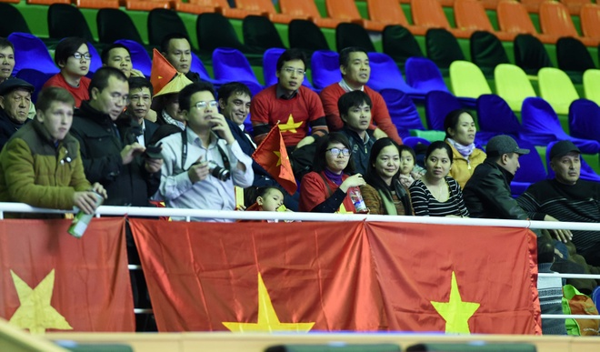 Futsal Viet Nam mo man thanh cong chien dich du World Cup hinh anh 6