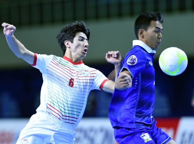 Futsal Viet Nam mo man thanh cong chien dich du World Cup hinh anh 9