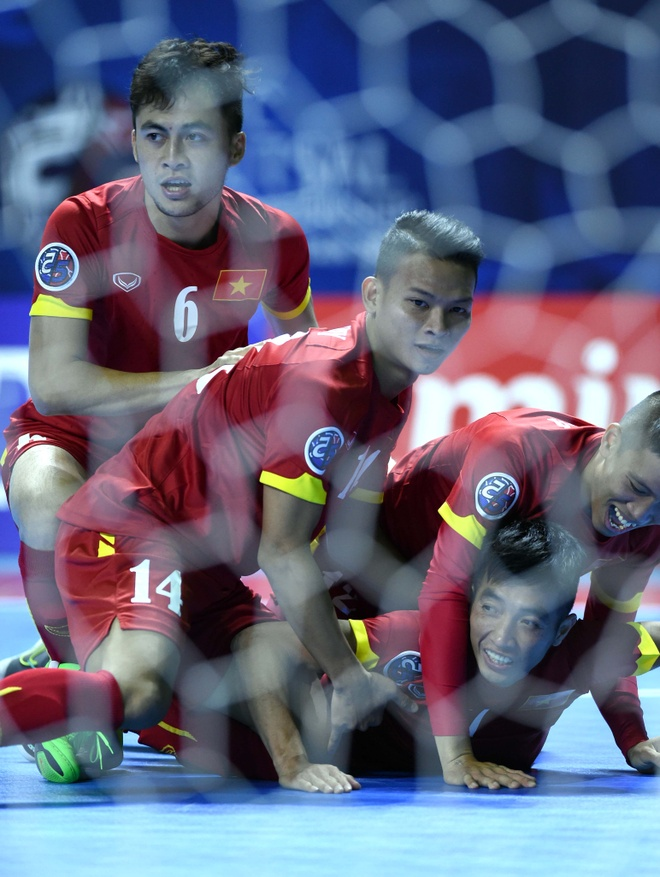 Futsal Viet Nam mo man thanh cong chien dich du World Cup hinh anh 5