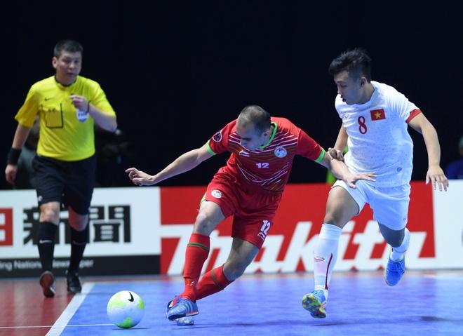 Thang 8-1, futsal Viet Nam vuot Thai Lan de dung dau bang hinh anh 3