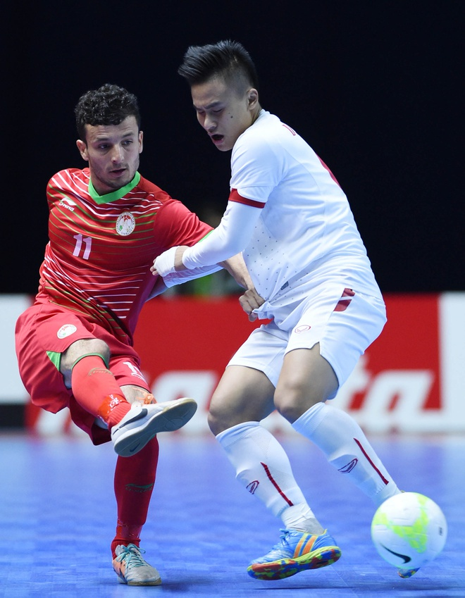 Thang 8-1, futsal Viet Nam vuot Thai Lan de dung dau bang hinh anh 1