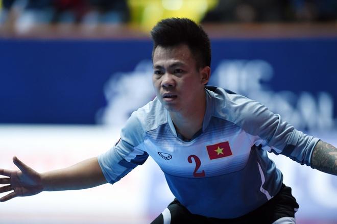 Tuyen futsal Viet Nam lai thua Thai Lan o phut cuoi hinh anh 6
