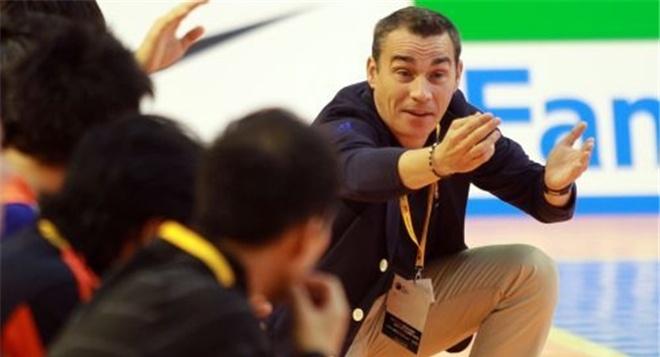 HLV futsal Nhat Ban xem xet nghi viec sau giai chau A hinh anh