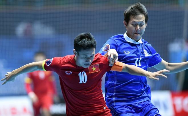 'Futsal Viet Nam chua duoi kip Thai Lan, Nhat Ban' hinh anh