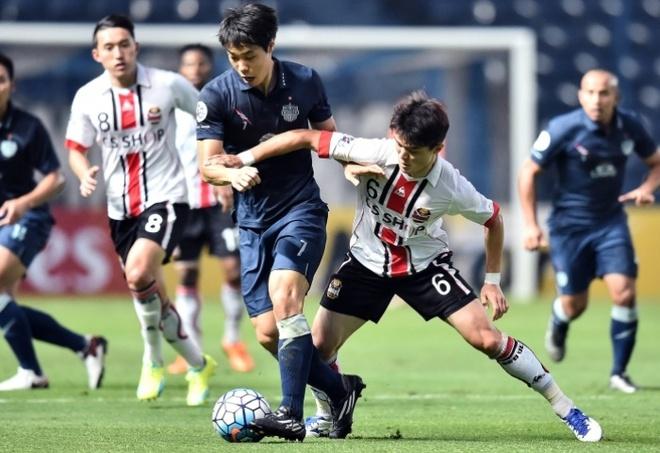 Doi vo dich Thai Lan tham bai 0-6 tai AFC Champions League hinh anh