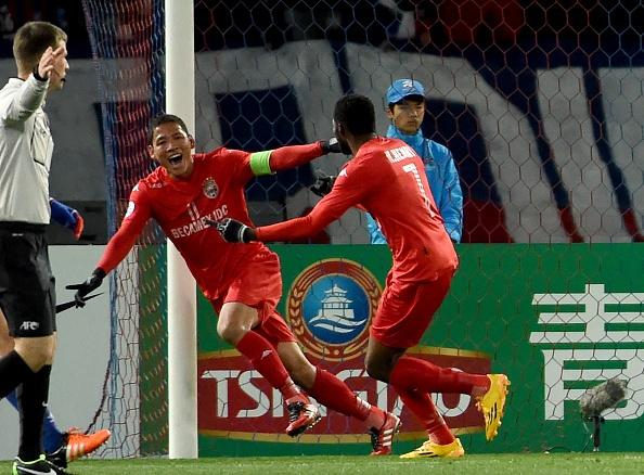 B.Binh Duong thua CLB Nhat Ban o AFC Champions League hinh anh