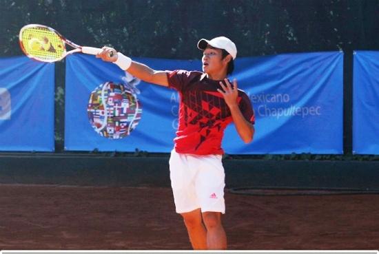 Hoang Thien nguoc dong giup tuyen VN vao vong 2 Davis Cup hinh anh