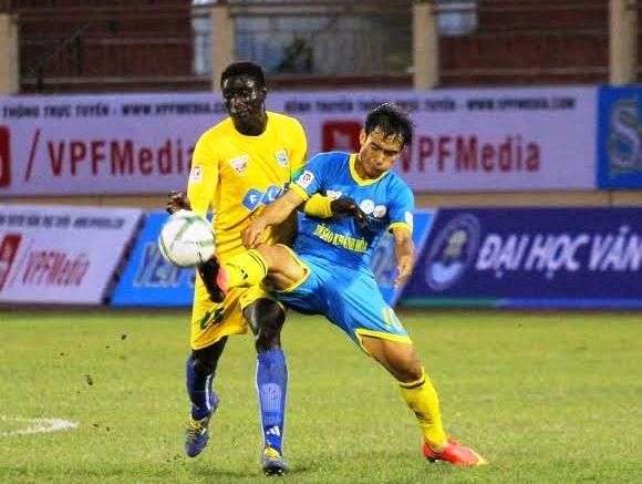 Hoan tran FLC Thanh Hoa - Dong Thap o vong 3 V.League hinh anh