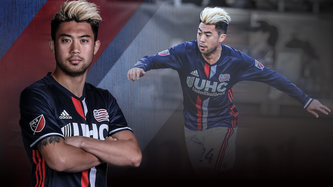 Lee Nguyen ky hop dong moi voi CLB New England Revolution hinh anh