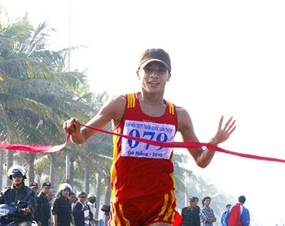  VDV di bo Nguyen Thanh Ngung gianh ve du Olympic 2016 hinh anh