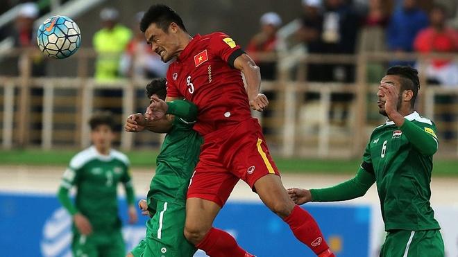 Thua Iraq, tuyen VN ket thuc giac mo World Cup hinh anh
