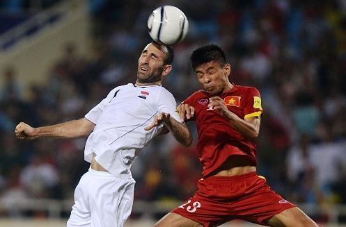DT Iraq vs Viet Nam toi nay: Giac mo World Cup mong manh hinh anh