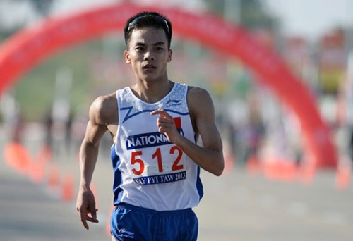 Nguyen Thanh Ngung huong che do dac biet huong den Olympic hinh anh