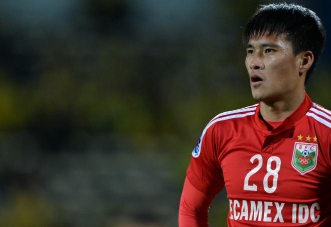 Cong Vinh vang mat o AFC Champions League hinh anh