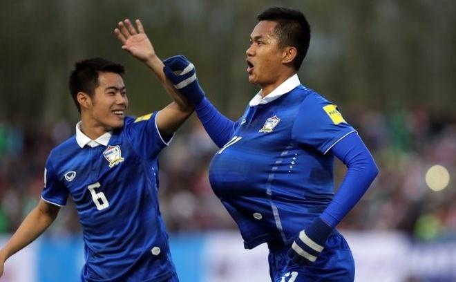 Kiatisak xem Philippines la doi thu so 1 tai AFF Cup 2016 hinh anh 1