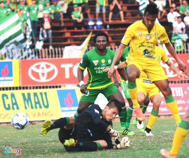 Can Tho thang dam Dong Thap tai V.League anh 3