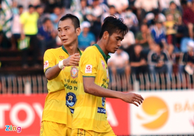 Can Tho thang dam Dong Thap tai V.League anh 4