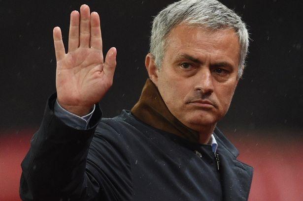 Mourinho se tro lai nhung khong phai voi Syria hinh anh