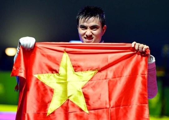 Vu Thanh An doat HCD dau kiem chau A hinh anh
