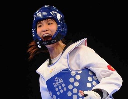 Taekwondo Viet Nam khong gianh duoc ve Olympic hinh anh