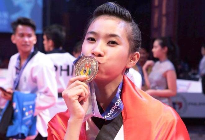Taekwondo Viet Nam doat 2 HCV chau A hinh anh