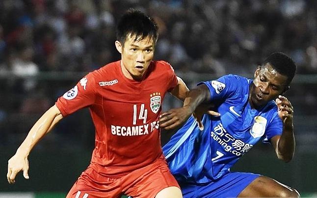 B.Binh Duong thua sau 8 phut tai AFC Champions League hinh anh