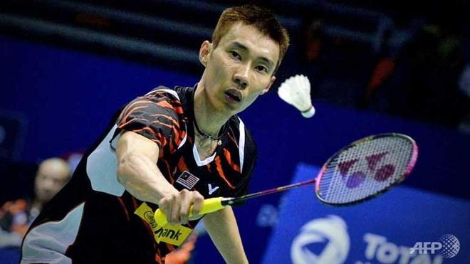 Lee Chong Wei danh bai Lin Dan tai giai chau A hinh anh