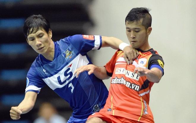 Futsal Viet Nam buoc vao dot so tuyen cho World Cup hinh anh